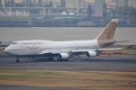 takaRJNSさんが、羽田空港で撮影したアトラス航空 747-481の航空フォト(写真)