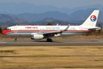takaRJNSさんが、静岡空港で撮影した中国東方航空 A320-214の航空フォト(写真)