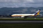 Gambardierさんが、伊丹空港で撮影した東亜国内航空 A300B2K-3Cの航空フォト(写真)
