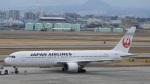 リンダさんが、伊丹空港で撮影した全日空 767-381の航空フォト(写真)