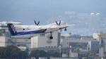 リンダさんが、伊丹空港で撮影したANAウイングス DHC-8-402Q Dash 8の航空フォト(写真)