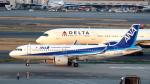 誘喜さんが、羽田空港で撮影した全日空 A320-271Nの航空フォト(写真)