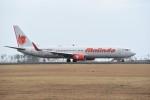 kumagorouさんが、仙台空港で撮影したマリンド・エア 737-9GP/ERの航空フォト(写真)