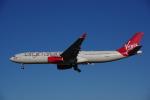 JA8037さんが、ロンドン・ヒースロー空港で撮影したヴァージン・アトランティック航空 A330-343Xの航空フォト(写真)