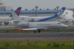 banshee02さんが、成田国際空港で撮影したドイツ個人所有 Falcon 2000EXの航空フォト(写真)