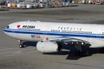 zettaishinさんが、羽田空港で撮影した中国国際航空 A330-343Eの航空フォト(写真)