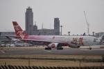 飛行機ゆうちゃんさんが、成田国際空港で撮影したタイ・エアアジア・エックス A330-343Xの航空フォト(写真)