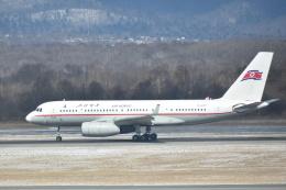 Reiji!さんが、ウラジオストク空港で撮影した高麗航空 Tu-204-300の航空フォト(飛行機 写真・画像)
