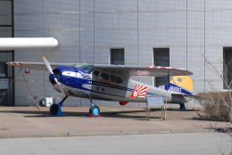 banshee02さんが、成田国際空港で撮影した朝日新聞社 195の航空フォト(飛行機 写真・画像)