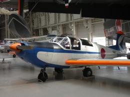 ユターさんが、かかみがはら航空宇宙科学博物館で撮影した防衛省 技術研究本部 91B Safir Kai (X1G)の航空フォト(飛行機 写真・画像)