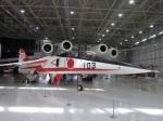 ユターさんが、かかみがはら航空宇宙科学博物館で撮影した航空自衛隊 T-2CCVの航空フォト(写真)