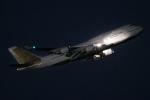 多摩川崎2Kさんが、羽田空港で撮影したアトラス航空 747-481の航空フォト(写真)
