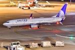 EY888さんが、中部国際空港で撮影したユナイテッド航空 737-824の航空フォト(写真)