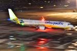 EY888さんが、中部国際空港で撮影したセブパシフィック航空 A321-211の航空フォト(写真)