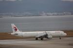 meijeanさんが、関西国際空港で撮影した中国東方航空 A321-211の航空フォト(写真)