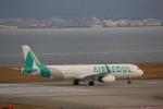 meijeanさんが、関西国際空港で撮影したエアソウル A321-231の航空フォト(写真)
