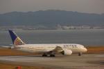 meijeanさんが、関西国際空港で撮影したユナイテッド航空 787-8 Dreamlinerの航空フォト(写真)