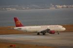 meijeanさんが、関西国際空港で撮影した吉祥航空 A320-214の航空フォト(写真)