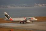 meijeanさんが、関西国際空港で撮影したジェットスター・アジア A320-232の航空フォト(写真)