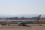 yasunori0624さんが、小松空港で撮影した日本航空 767-346の航空フォト(写真)