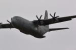 バイクオヤジさんが、横田基地で撮影したアメリカ空軍 C-130J-30 Herculesの航空フォト(写真)