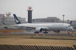 飛行機ゆうちゃんさんが、成田国際空港で撮影したキャセイパシフィック航空 A350-1041の航空フォト(写真)