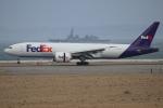 水月さんが、関西国際空港で撮影したフェデックス・エクスプレス 777-FS2の航空フォト(写真)