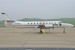 MOR1(新アカウント)さんが、福島空港で撮影したブライトリング・ジェット・チーム SA-227AC Metro IIIの航空フォト(写真)