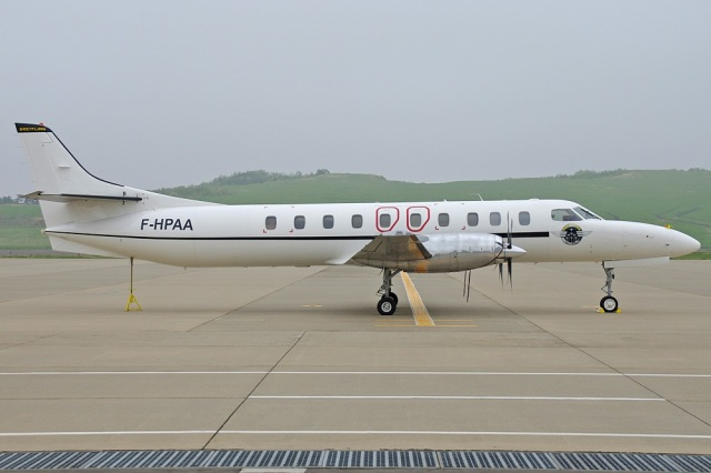 MOR1(新アカウント)さんが、福島空港で撮影したブライトリング・ジェット・チーム SA-227AC Metro IIIの航空フォト(飛行機 写真・画像)