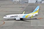 @たかひろさんが、中部国際空港で撮影したAIR DO 737-781の航空フォト(写真)