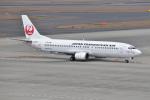 @たかひろさんが、中部国際空港で撮影した日本トランスオーシャン航空 737-446の航空フォト(写真)