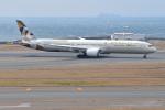 @たかひろさんが、中部国際空港で撮影したエティハド航空 787-10の航空フォト(写真)
