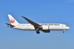 kozikoziさんが、成田国際空港で撮影した日本航空 787-8 Dreamlinerの航空フォト(写真)