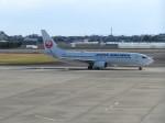 U.T.さんが、高知空港で撮影した日本航空 737-846の航空フォト(写真)
