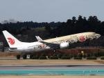 S51KAさんが、成田国際空港で撮影した中国国際航空 737-89Lの航空フォト(写真)