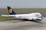 kuro2059さんが、中部国際空港で撮影したルフトハンザドイツ航空 747-430の航空フォト(写真)