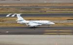ハム太郎。さんが、羽田空港で撮影した静岡エアコミュータ Falcon 2000EXの航空フォト(写真)