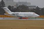 sumihan_2010さんが、成田国際空港で撮影したボンバルディア Challenger 600の航空フォト(写真)