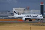 やつはしさんが、成田国際空港で撮影したフィンエアー A350-941XWBの航空フォト(写真)