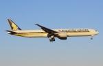 うとPさんが、RJAAで撮影したシンガポール航空 777-312/ERの航空フォト(写真)