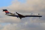 やつはしさんが、成田国際空港で撮影したアイベックスエアラインズ CL-600-2C10 Regional Jet CRJ-702の航空フォト(写真)