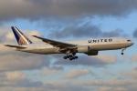 やつはしさんが、成田国際空港で撮影したユナイテッド航空 777-222/ERの航空フォト(写真)