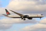 やつはしさんが、成田国際空港で撮影したエア・カナダ 787-9の航空フォト(写真)