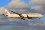 やつはしさんが、成田国際空港で撮影した日本航空 787-9の航空フォト(写真)