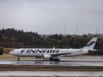 kikiさんが、成田国際空港で撮影したフィンエアー A330-302Xの航空フォト(写真)