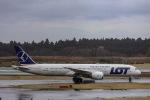 kikiさんが、成田国際空港で撮影したLOTポーランド航空 787-9の航空フォト(写真)