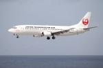 utarou on NRTさんが、那覇空港で撮影した日本トランスオーシャン航空 737-446の航空フォト(写真)