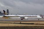幹ポタさんが、成田国際空港で撮影したシンガポール航空 787-10の航空フォト(写真)