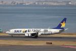 kenzy201さんが、羽田空港で撮影したスカイマーク 737-86Nの航空フォト(写真)