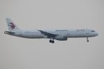 ぽんさんが、香港国際空港で撮影した中国東方航空 A321-231の航空フォト(写真)